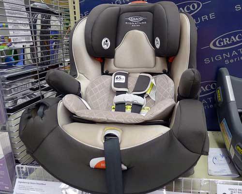 Child Car Seat Mortality
