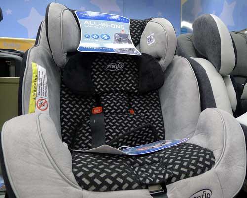 Standard Car Seat