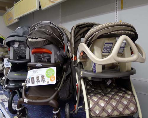 Strollers Options