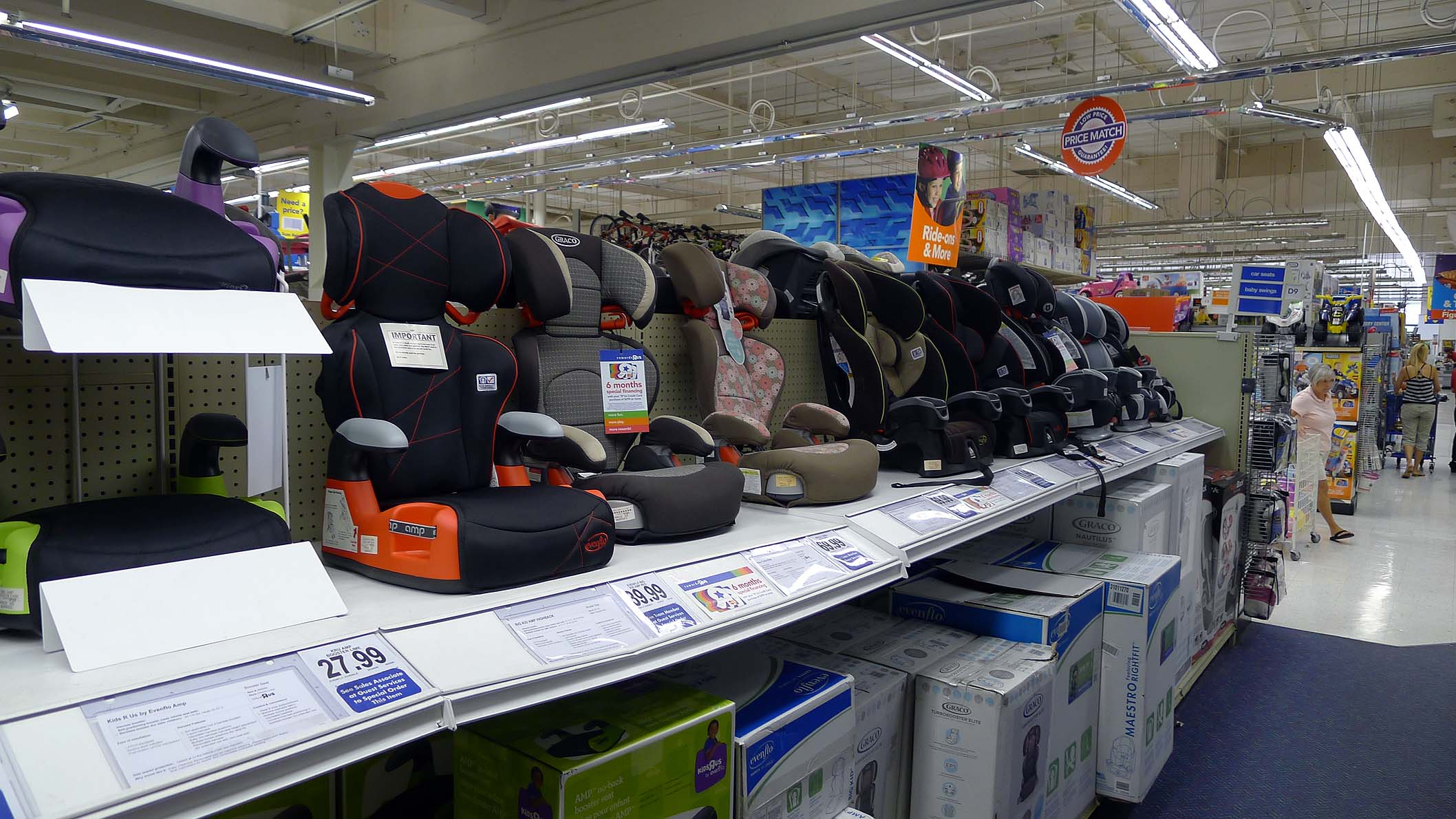 Young Child Car Seats